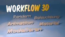 Workflow 3D